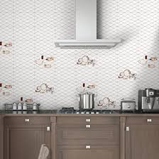 Tiles: Digital Wall Tiles - Kitchen Concept