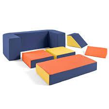 Puzzle Sofa Modular Sofa For Kids Puzzle Garden Minimoi Minimoi