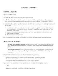 Do You Need Objective On Resume Good Objective Lines For Resumes