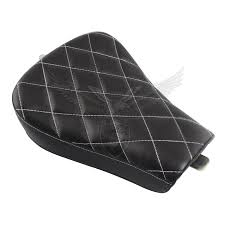 Motorcycle Front Driver Solo Seat Cushion For Harley Sportster ...