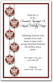 Business Dinner Invitations Business Dinner Invitations For Christmas Fun For Christmas