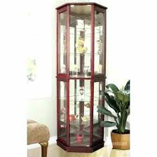 full size of curio cabinets with glass doors small cabinet rhpwahecorg pulaski s platinum door rhnortheastfactorydirectcom