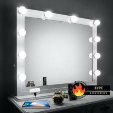 makeup vanity light bulbs makeup mirror vanity led light bulbs kit usb hype accessories best light