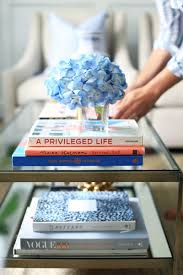 Decorating With Coffee Table Books Q Photo B