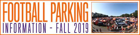 Clemson Tigers Stadium Seating Chart Football Parking Information Clemson Iptay