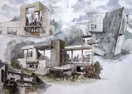 cool architecture drawing. Cool: Architectural Research Cool Architecture Drawing