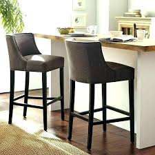 low back leather bar stools counter with arms chairs leather bar stools with low back leather bar stools backless