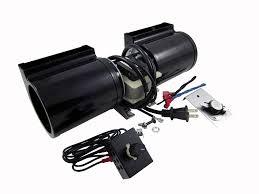 gfk 21fireplace blower fan kit installation heat and glo heat n glo gfk 160a fan kit blower unit 160 cfm fan fireplace