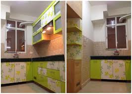 Indian Semi Open Kitchen Designs The Adorning Concepts Semi Open Kitchen Concepts India