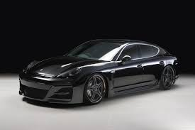 porsche panamera blacked out. just like any porsche the sleek profile that consumes this monster beauty is something to behold wald international a japanese aftermarket tuning panamera blacked out