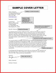 Proper Cover Letter Heading Memo Example
