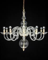 chandeliers amanda 118 ch 10 gold leaf crystal chandelier