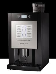 The coffee bean hopper on the top that is also made of glass can store about 5 oz of the coffee beans. Aroma 5000 Office Coffee Machines With Grinder Super Automatic Espresso Machines Espresso Etc