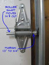 garage door trackAdjusting Garage Door Track  Garage Doors  Doors  Repair Topics
