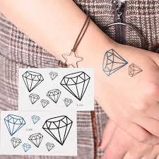 временные татуировки для парня девушку водонепроницаемый наклейки макияж Maquiagem
