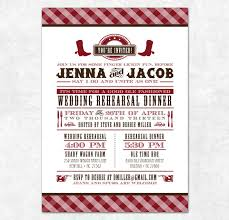 Barbeque Invitation Bbq Rehearsal Dinner Invitations Websolutionvilla Com