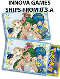 How do i contact is the money i deposit into my lana card account fdic insured? Pokemon Center Card Sleeves Lillie Mallow Lana 64ct Pack Buy Online In Bahamas At Bahamas Desertcart Com Productid 60274204