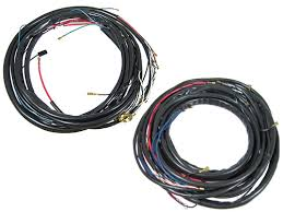 vw bus wiring harness vw wiring harnesses volkswagen wiring loom kits jbugs complete wiring loom