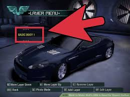 How To Make Wolf S Db9 In Need For Speed Carbon 15 Steps