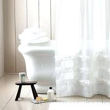 extra long white shower curtain full size of shower long cotton shower curtain extra long shower