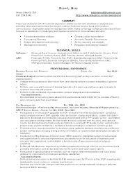 Sap Solution Manager Resume Handyman Resume Sample Handyman Resume