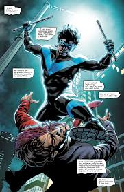 Nightwing's Name Is No Longer Dick Grayson - IGN