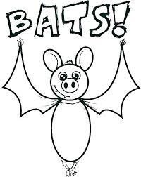 Baseball Bat Coloring Pages Bats Coloring Page Baseball Baseball Bat