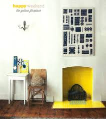 Designs by Style: 19 Yellow Blue Bedroom - Lemon