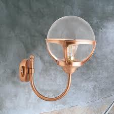 Exterior Globe Wall Lantern Cl 39145 Outdoor Lighting In
