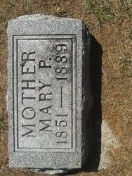 Mary Priscilla Kelley Burnett (1851-1889) - Find A Grave Memorial