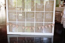 Window Frame Seating Chart Frame Seating Charts Stationery
