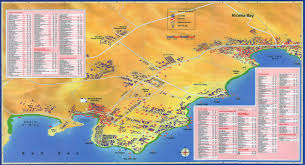 naama bay egypt tourist map  sharm el sheikh egypt • mappery