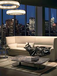fendi casa lighting. fendi casa contemporary cocoon sofa pierre coffee table and rhea janus suspensions www lighting