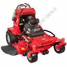 gravely zero turn mower gravely pro stance 60fl 60 25hp kohler efi stand on riding mower 994124 new