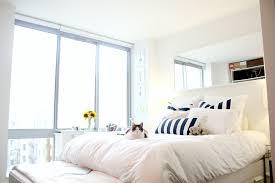 New York City Bedroom Decor New York City Studio Apartment Tour Part 4 The Bedroom Covering