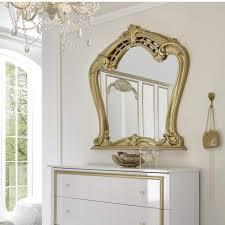 Wandspiegel Claudia Spiegel Barock Gold Flur Diele Schlafzimmer Deko