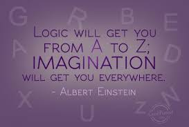 Imagination Quotes. QuotesGram via Relatably.com