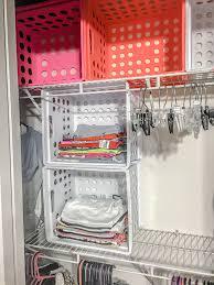 trashouttuesday DIY kids closet organization quick and cheap