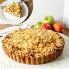 apple crumble tarts