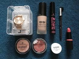 target australia makeup haul chi chi revlon essence and more you