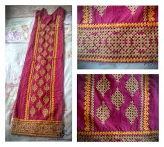 Facebook Embroidery Designs Hand Embroidered Sindhi Work Kutch Work Embroidery