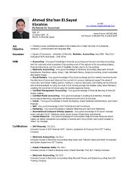 Accounting Job Resume Sample 25 Printable Accountant Resume