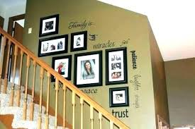 stairway wall decorations stair wall design ideas staircase decorating inside art remodel stairway wall decorations