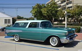 1957 Chevrolet Nomad - unaltered - fvr - General Motors Products ...