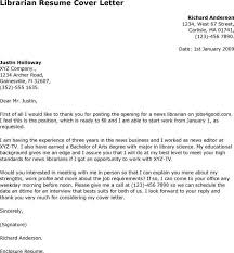 Cover Letter For Librarian Job Application Zonazoom Com