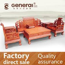 Wooden Living Room Best GENERAL Wooden Furniture The Sofa Chinese Wind Wood Sofa Hua Limu