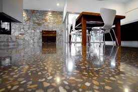 polished concrete floor in house. Polished Concrete Floor In House E