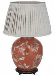 honeyle on book room red large round table lamp with shade jenny worrall