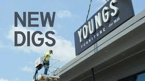 WHAT IS NEW DIGS — YOUNGS FURNITURE PORTLAND MAINE