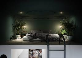 mezzanine furniture. 1-studio-apartment-with-mezzanine-floor-bedroom-loft- Mezzanine Furniture